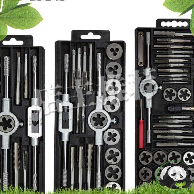 Kui Hui incoming die set hand wire tap tapping tapping tool kits thread repair