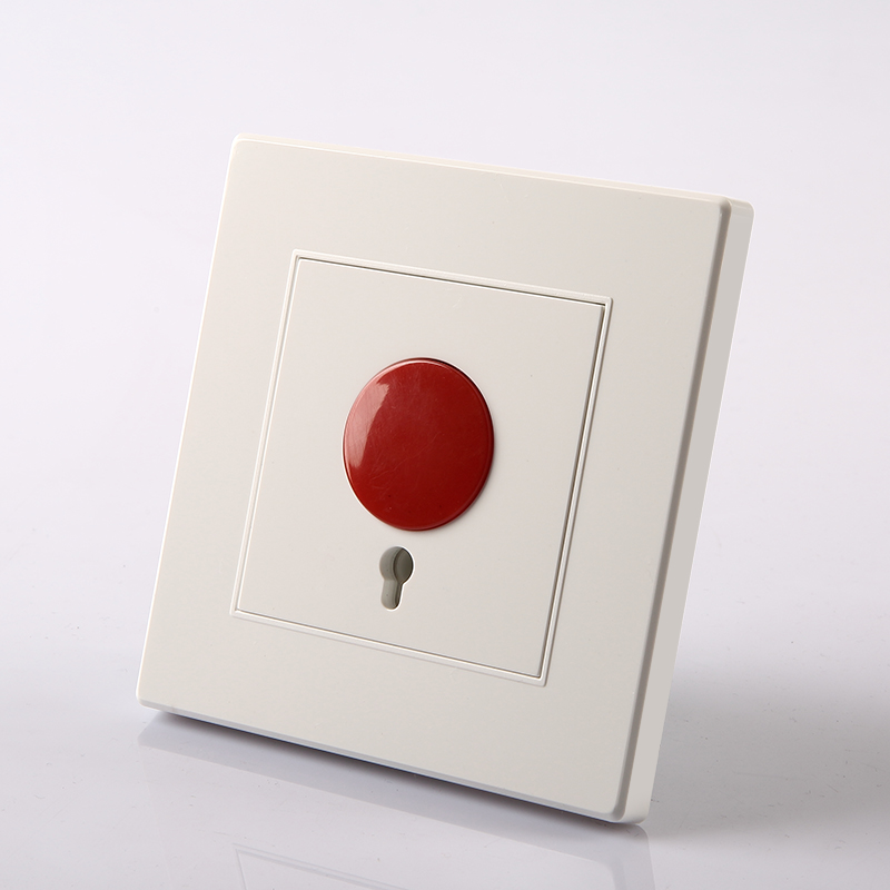 Panel key 86 type dark fire alarm switch emergency emergency call button SOS emergency switch