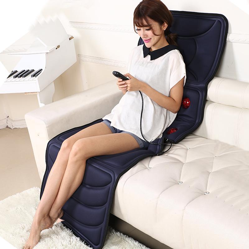 La Sedia massaggiante DI MACCHINE automatiche per Mano del Collo alla vita di massaggiatore per la schiena completamente Automatico per Auto Veicoli del materasso.
