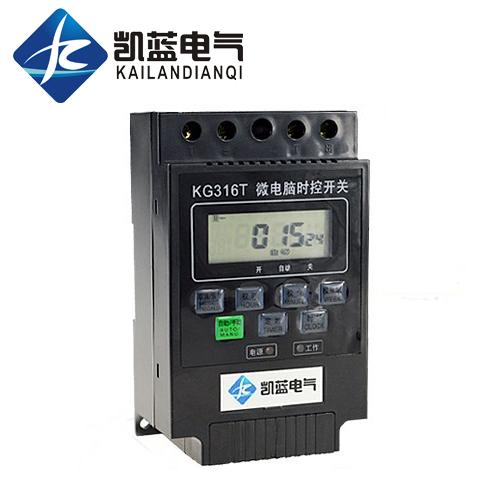 микрокомпьютер, когда переключатель KG316T уличный фонарь сроки перехода времени электронный таймер 220в контроллер