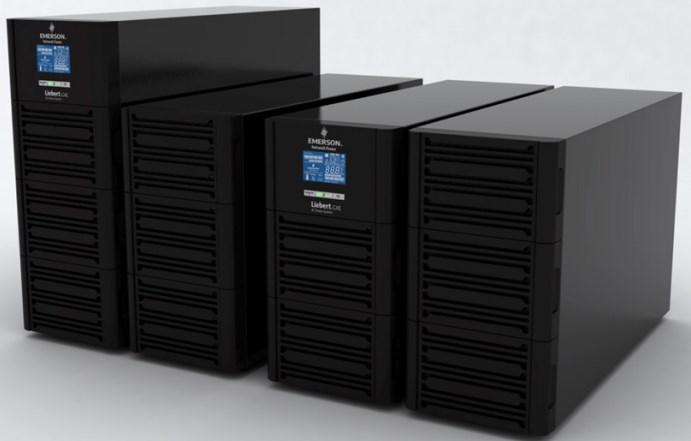 EMERSONエマーソン・UPS電源GXE06k00TE1101C006KVA4800W標的機