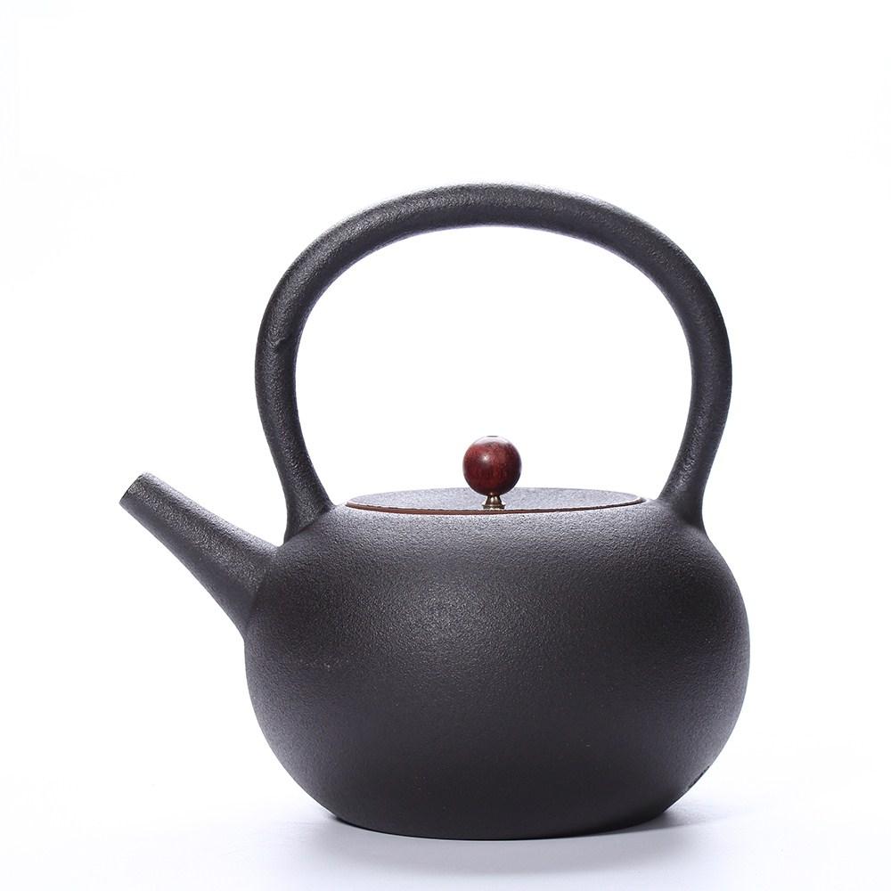 Salud, ollas de cerámica de estilo japonés hervir el té té la tetera eléctrica de la cocina de kung fu de té de aislamiento