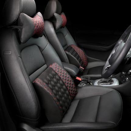 سيارة كهربائية متعددة الوظائف وسادة تدليك الجسم مدلك العنق عنق الرحم وسادة سيارة الخصر الخصر على السيارة