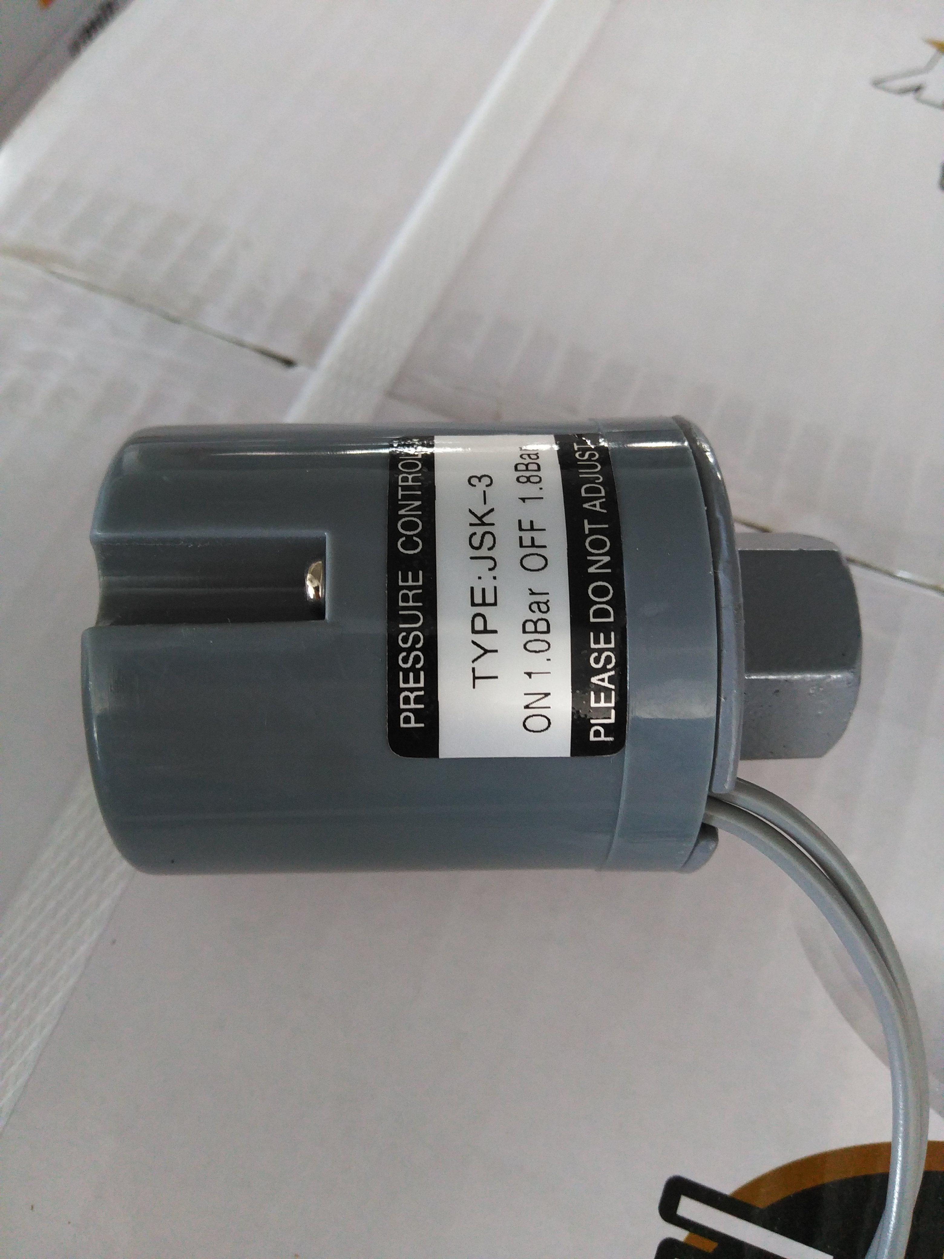 Eletrônicos de auto interruptor de pressão ajustável, auto - Bomba de sucção Da Bomba de água, Bomba de água, controlador de pressão ajustável