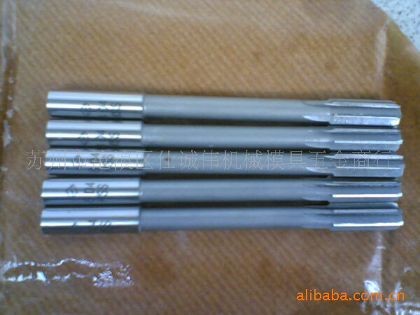 With straight shank cutter machine reamer reamer 8mm factory direct domestic machine