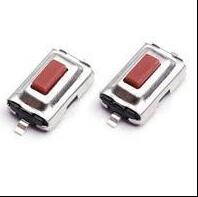 Cabeça vermelha com cabeça vermelha 3*6*2.5mm chave botão interruptor de toque de cabeça vermelha 3*6*2.5 resistente de Alta temperatura