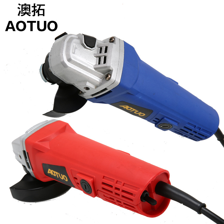 Grinder Metal Power Tools Polishing Machine High Power Hand Grinder Angle Grinder Household Cutting Machine Electric Grinder