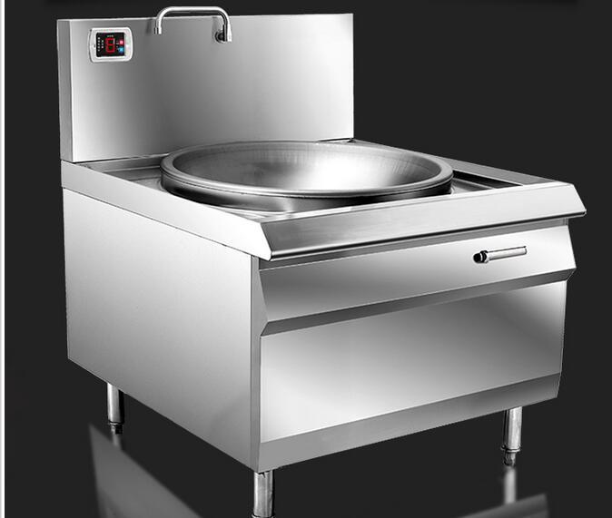 Caldera eléctrica de freír carne de cocina chef potencia intelectual cóncavos 46 de escritorio Escritorio caldero fuego cocina comedor