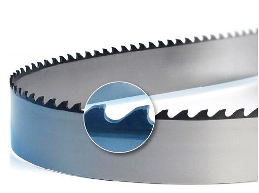 Horizontal alloy band saw blade hardwood and cork sawing of different wood saw blades carbon steel