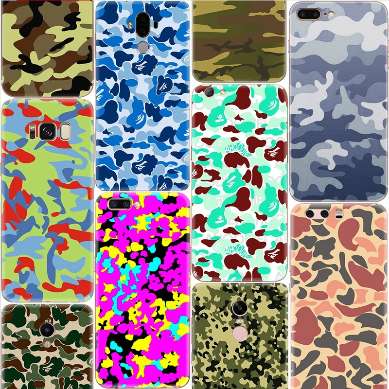 Military camouflage armband to map customization Mito m4/m6s/T8 mobile phone shell Jin m5m6plusS6s8s9 soft