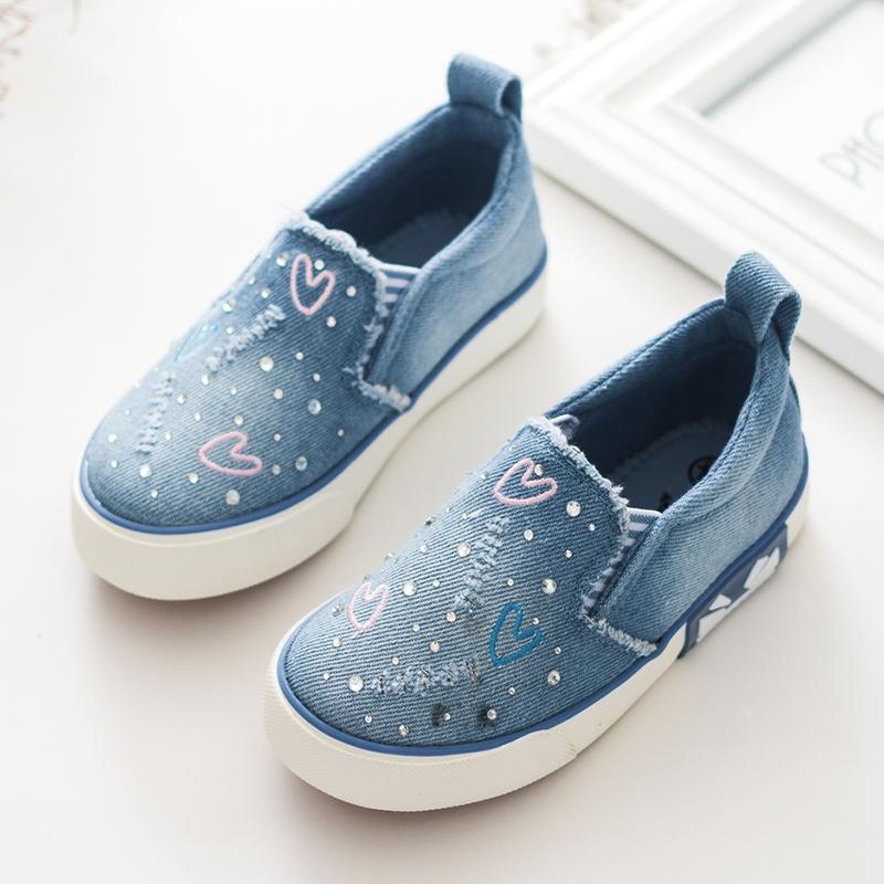 6岁半儿童帆布鞋7乐