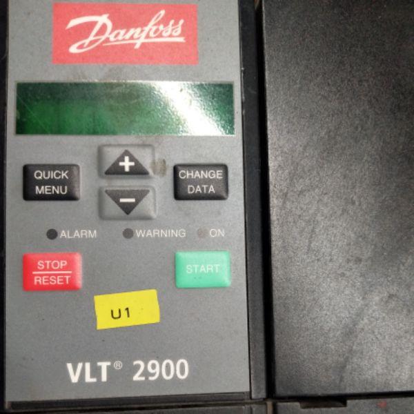 La frequenza di VLT290011Kw Danfoss