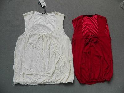 不退换 美国奢侈品 针织真丝无袖T 随性飘逸 158美金 2色