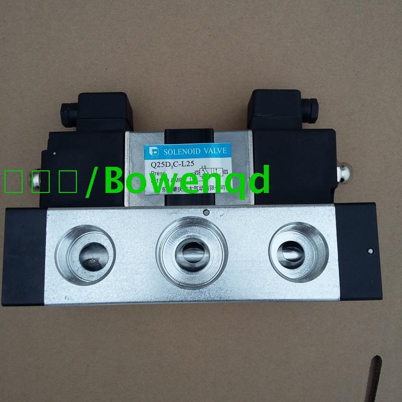 Zhaoqing, Guangdong Q35D2C-L20 Grande válvula solenóide válvula de controle
