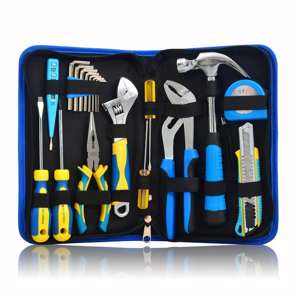 IL gruppo di UTENSILI per la casa rivestiti di Hardware, Kit di strumenti Multi - funzione Manuale di Kit di attrezzi Elettrici