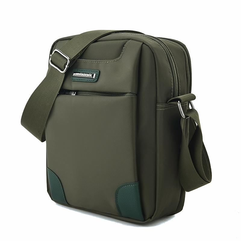 男包牛津布单肩包男斜挎包男士包包背包休闲APAID挎包小包公文包