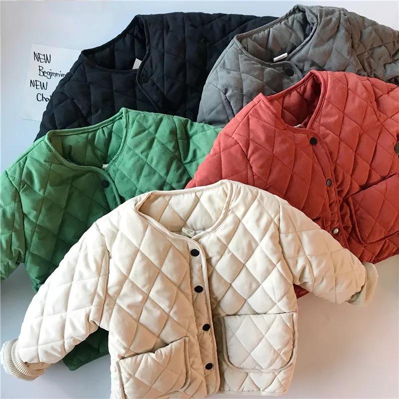 【小面包】棉服外套儿童棉衣内外穿男童女童面包服冬新款童装
