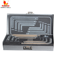 Inside six corners wrench set six angle screwdriver set inside six spanner wrench inside six corners board hand