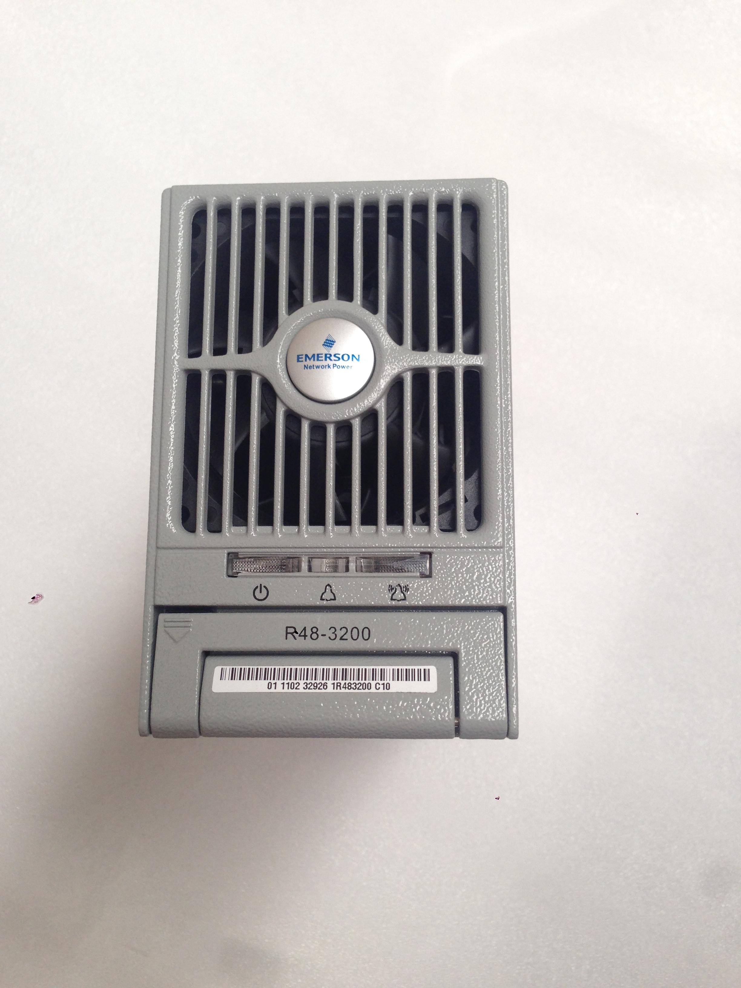 R48-3200 Emerson Emerson, módulo de fuente de energía