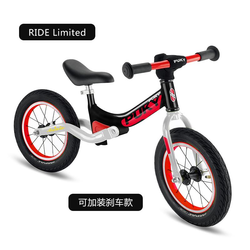 Puky importados de Alemania los niños equilibrio auto scooter bebé bebé dos ruedas de bicicleta sin pedales LRM