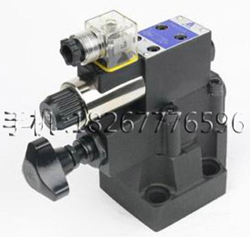 Válvula de solenóide válvula de alívio de pressão de óleo S-BSG-03-2B2B-DC-HS-BSG-03-2B3B-DC-H