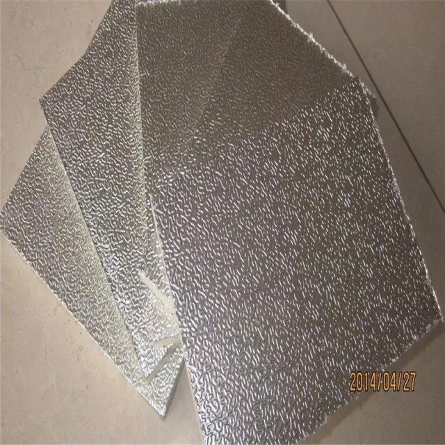 複合風管保温板ダブルアルミホイルエアコンの断熱泡換気用には、耐熱チューブ