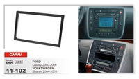 Volkswagen Sharan Ford Galaxy Car CD Audio DVD Navigation Refit Face Box Универсальная хостинговая панель