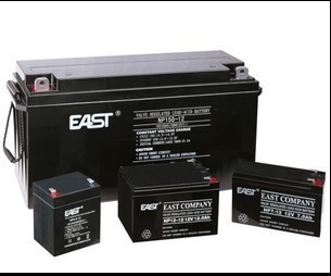 EAST EAST NP150-12 battery maintenance free 12V150AH DC panel UPS/EPS power supply