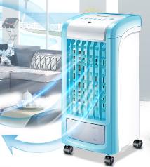 Klimaanlage, Ventilator, heizung und kühlung MIT fan - Heim ist die klimaanlage kälte wassergekühlte mini fan.
