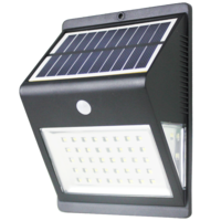 Solar light household outdoor patio LED induction outdoor street garden wall waterproof wall