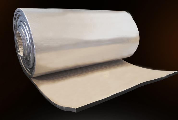 Autoadesivi di Alluminio, di Isolamento termico di Sole Case Attico sopra l'Isolamento di cotone di Isolamento acustico di piastrelle di Acciaio di Crema solare materiale impermeabile.