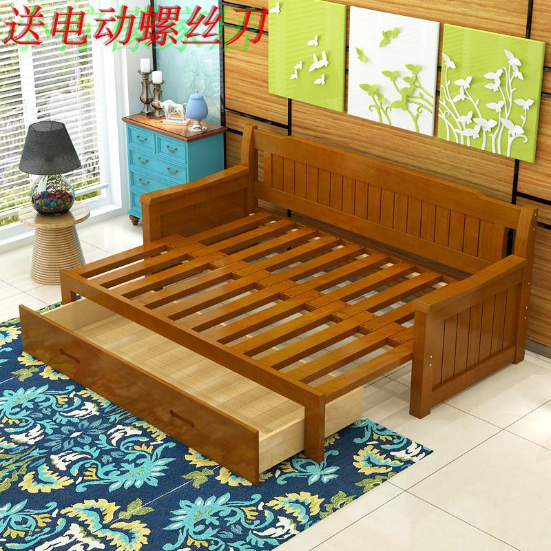 木造ソファベッド用客間の小型多機能折りたたみペア1 . 5メートルツイラ併用1 . 8寝室