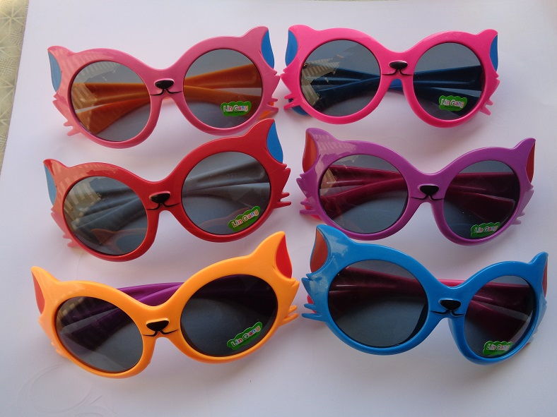 新款儿童太阳镜男童女童眼镜婴儿眼睛镜卡通宝宝眼镜框小孩墨镜潮