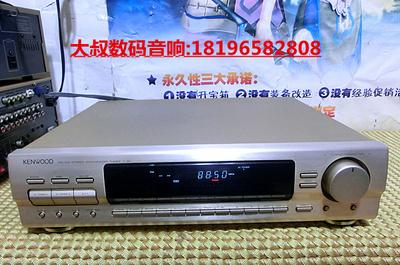 二手 健伍A-99/K999组合音响收音头 建伍T-99收音机 不能独立使用
