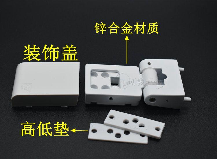Kunststoff - und Schwere türangel und verstellbare kaiyang Station türangel scharniere für Fenster und türen Extrapolation Fenster standard - Tür