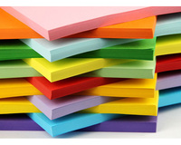 Easy point color copy paper A4 color printing paper origami paper 100 bag mail function