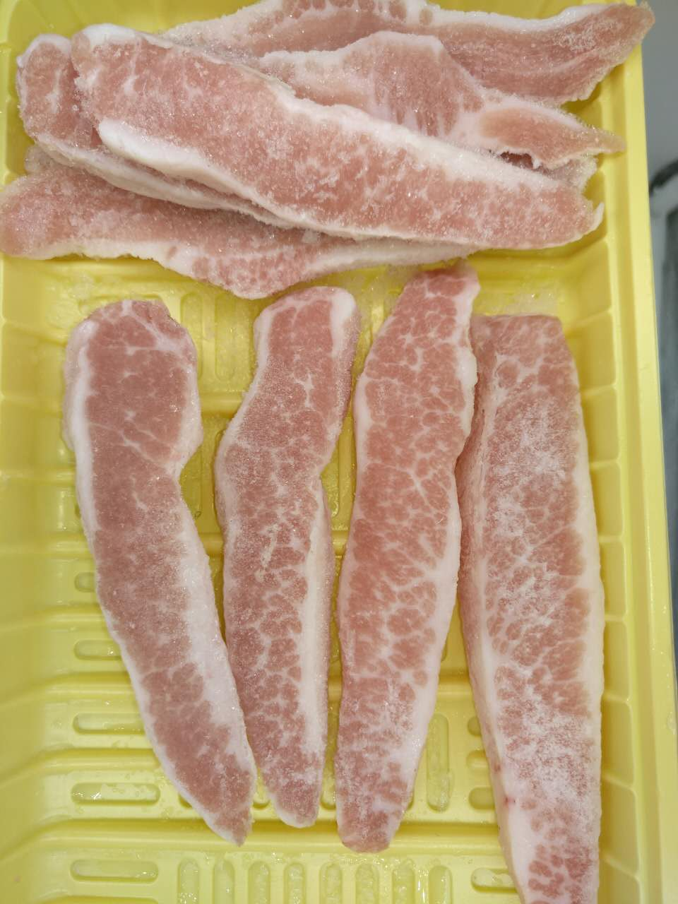 Black pig face meat, pork in gold 32 small package 500g