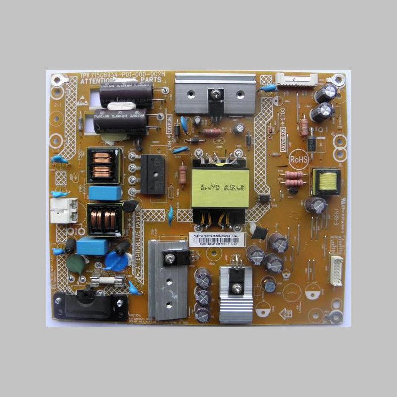 Haier LD46U320046 télévision à affichage à cristaux liquides d'un circuit d'alimentation d'accessoires de rétroéclairage de la carte de circuit élévateur haute tension K