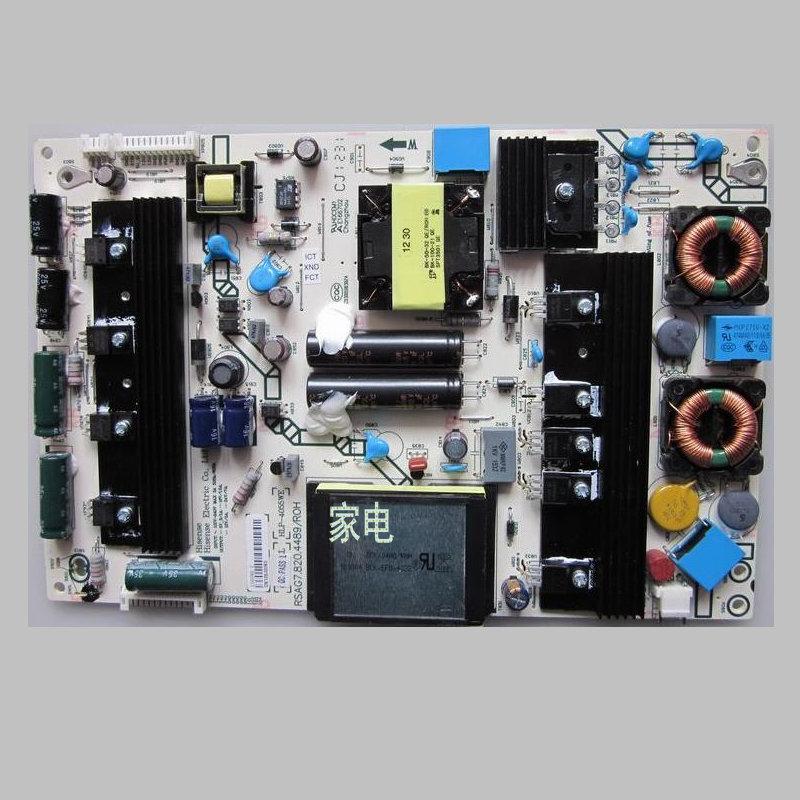 海信LED55T36X3D55寸液晶テレビのバックライト恒流ブースター回路板cv高圧電源