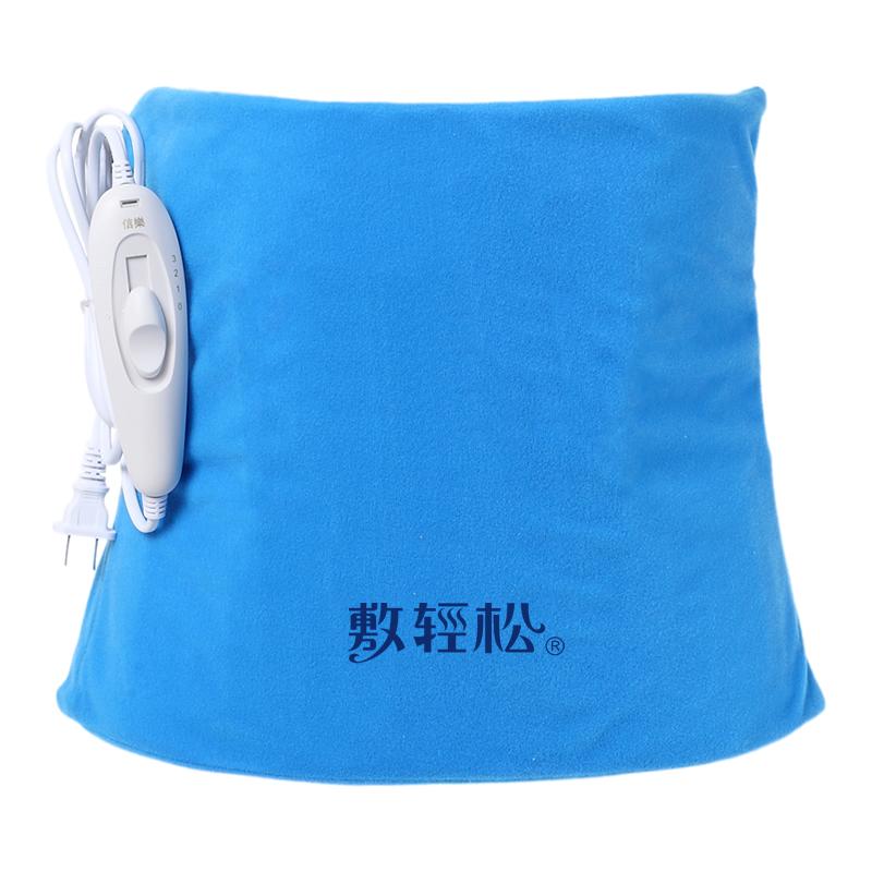電子温湿布パッド遠赤外線発熱電気加熱護ベルト宫寒暖かい宮ベルト灸