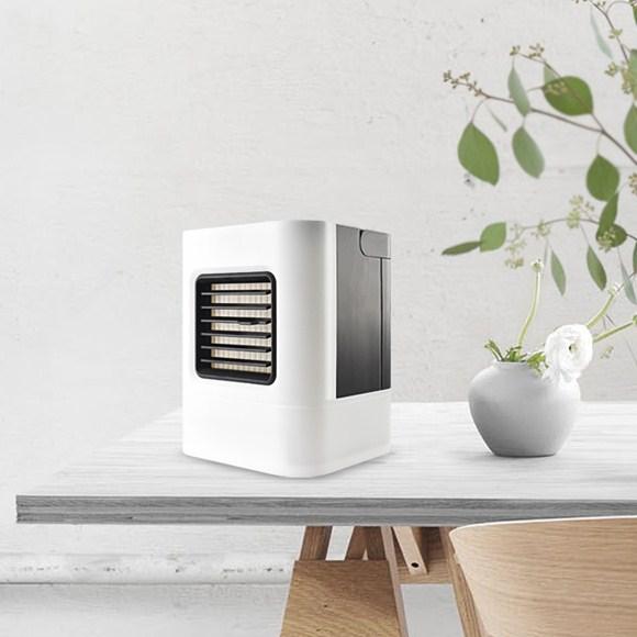 generator portabil de birou mic ventilator cămin de mini - aer condiţionat - inch