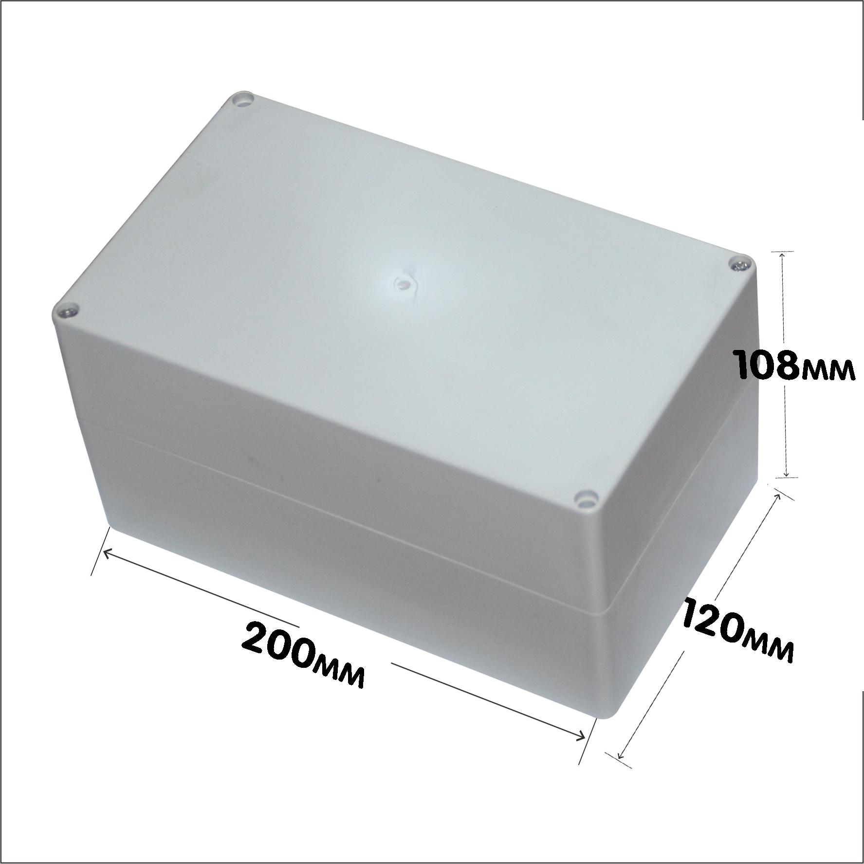 200mmX120mmX108mm plasthölje vattentät modul e - maskin - maskin.