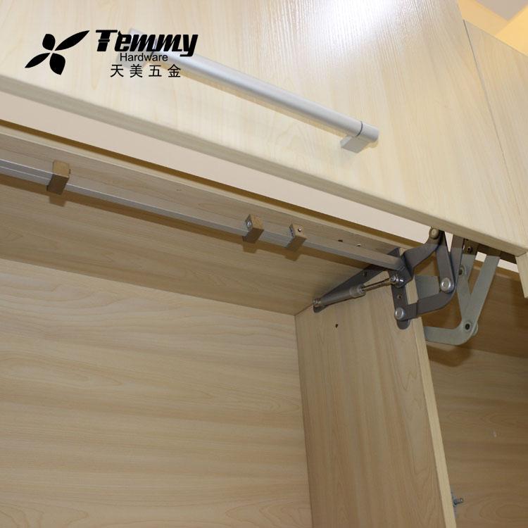 電子レンジ櫃門の厨子門の門のガスの扉は油圧の垂直上でドアを支えて支えて支えて支えて支えて