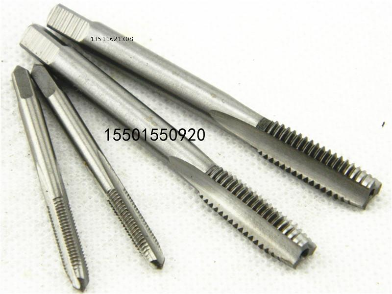 With us 3/8-163/8-203/8-243/8-283/8-32 high speed steel tapping machine tap U. S.
