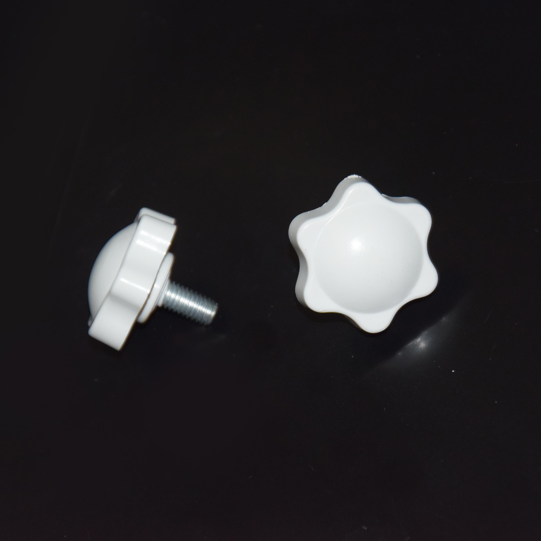 31# Torx - Knopf - kopf [Stahl Griff] Hand ANPASSUNG DER plastik - M6