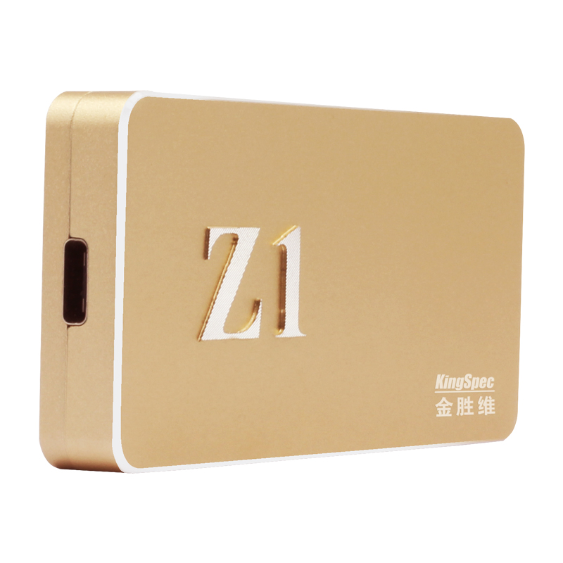 Die post Gold 胜维 KingSpecZ1-M256USB3.1 tragbare SSD256G mobile SSD