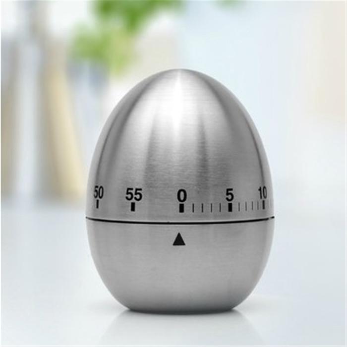 ruostumattomasta teräksestä valmistettuja munia keittiön ajoitus hälytys, lasten ja vanhusten lääkettä muistutus läksyjä lähtölaskenta.