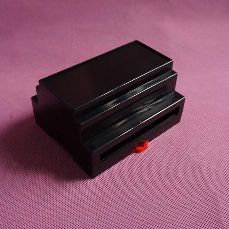 Zhejiang factory direct supply instrument shell plastic shell plastic shell 4-03:107*59*88 black