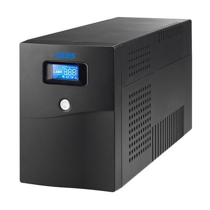 UPS uninterruptible power supply H2000 constant voltage 2KVA2000VA1200w single machine 1 hours automatic shutdown