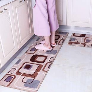 可机洗厨房地垫长条防滑吸水防油满铺家用门口入户脚垫地垫可定制